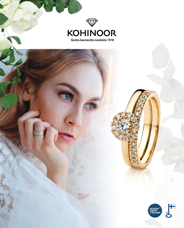 Kohinoor-mallisto Esite 2019