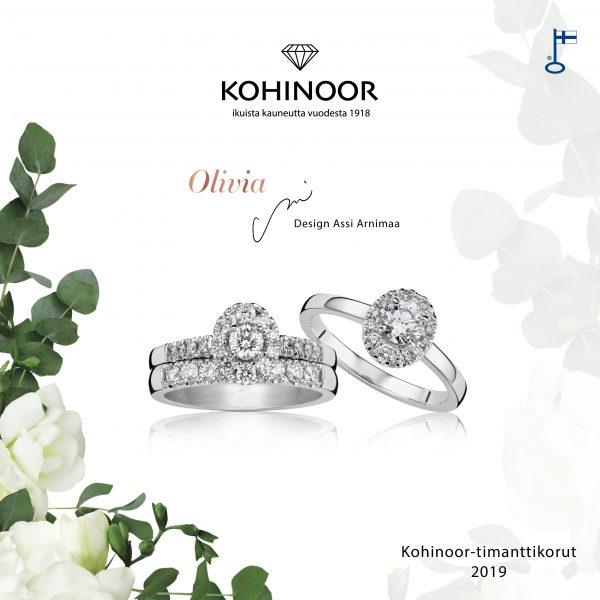 Uusi upea Kohinoor-kuvasto on ilmestynyt!